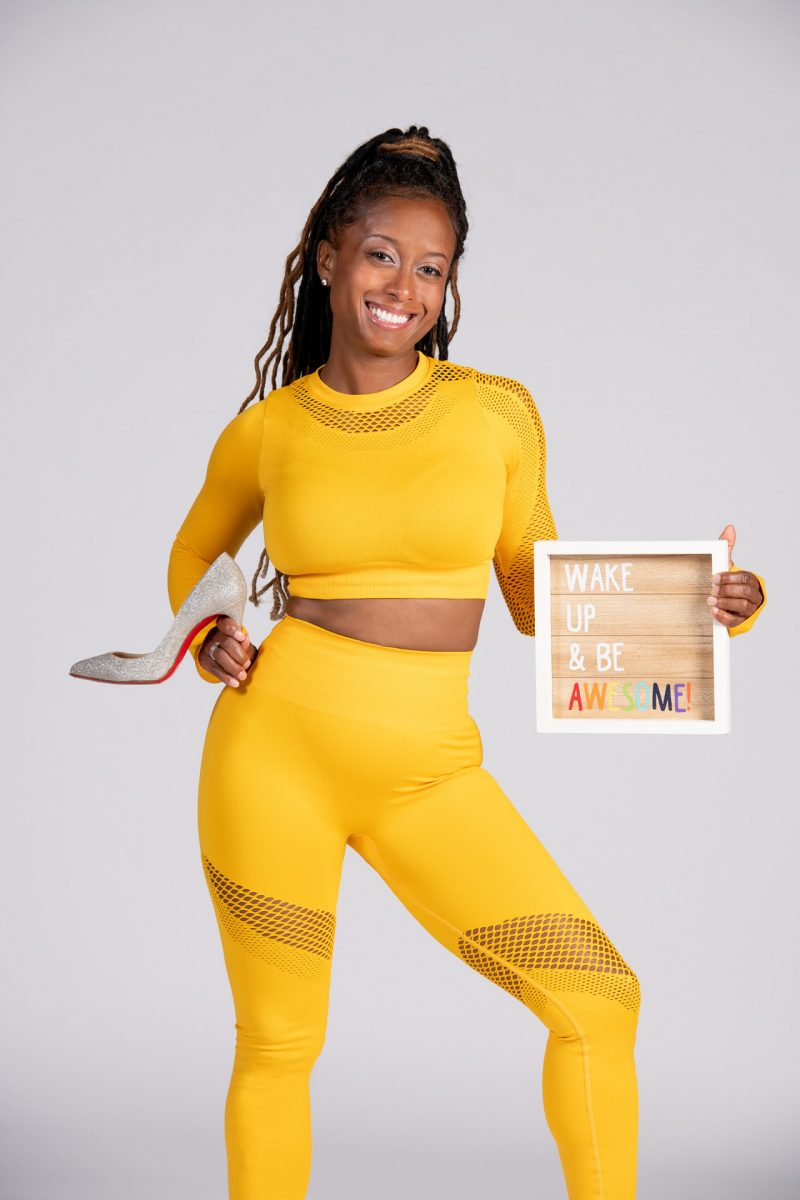 Yellow sportwear by Yuly360